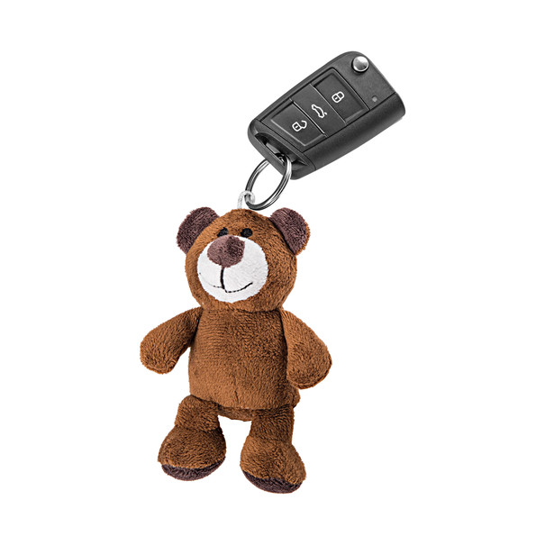 SKODA Sleutelhanger Kodiaq teddybeer