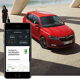 SKODA Connected Car Module