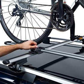 SKODA Thule FreeRide 532 fietshouder voor op dakdragers, 1 fiets