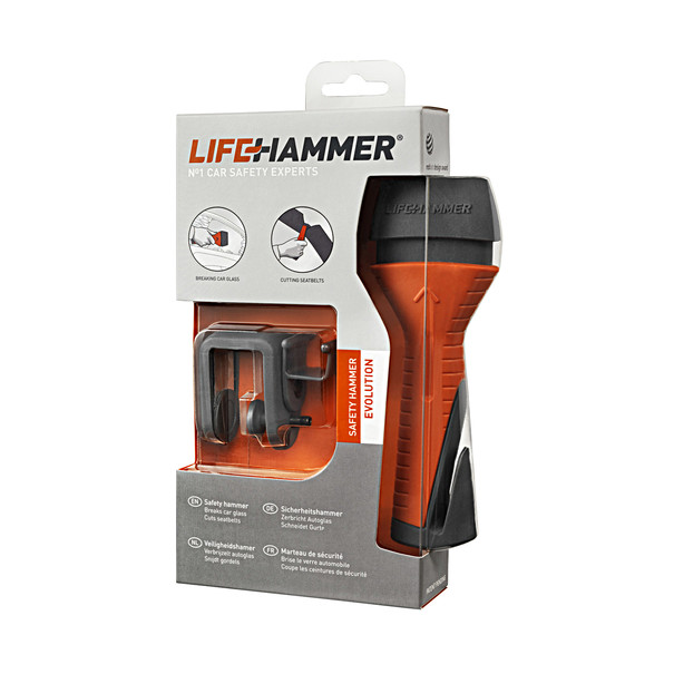 SKODA Lifehammer Evolution, veiligheidshamer