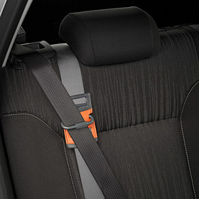 SKODA Safety belt solution