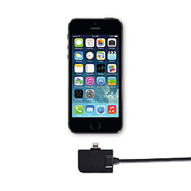 Volkswagen Apple lightning-connector adapterkabel  voor multimedia aansluitbox, audio