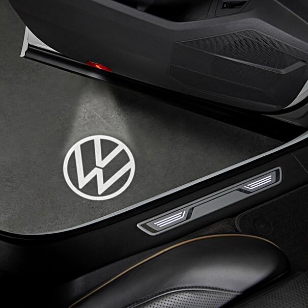 Instapverlichting, Volkswagen logo