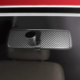Volkswagen Carbonlook binnenspiegelkap