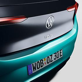 Volkswagen Achterbumper beschermfolie transparant