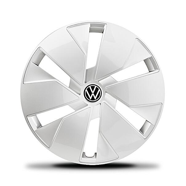 Volkswagen 18 inch wieldoppen ID.3, zilver