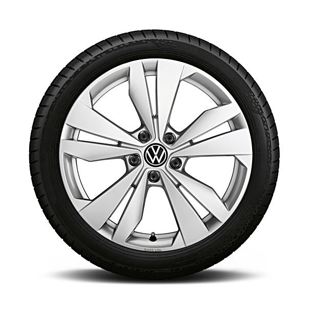 Volkswagen 18 inch winterset Loen