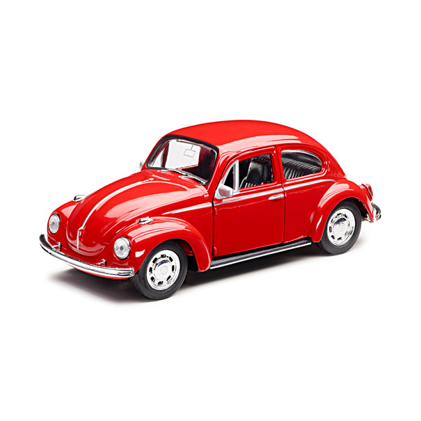 Volkswagen Beetle pull back auto