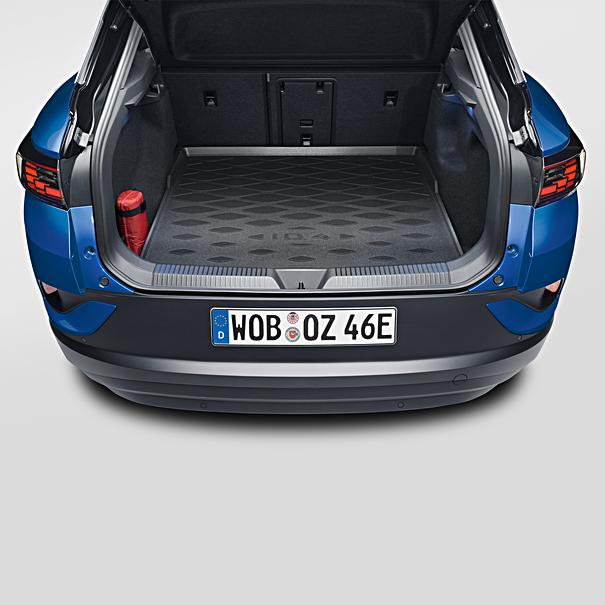Volkswagen Kofferbakinleg ID.4, variabele bodem