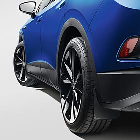 Volkswagen Spatlappen ID.4, achter