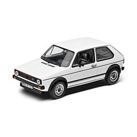 Volkswagen Golf GTI 1976, 1:43, Weiß