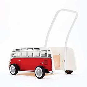 Volkswagen Loopwagen T1 rood