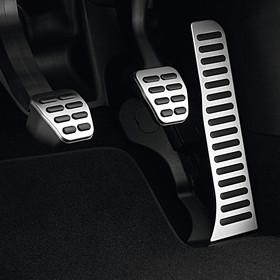 Volkswagen Sportpedalen, handgeschakeld