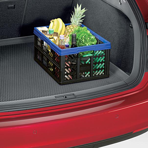 Volkswagen Kofferbakinleg Golf (5) Variant, met variabele bodem