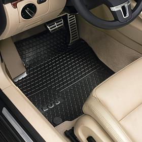 Volkswagen Rubberen mattenset Eos, voor
