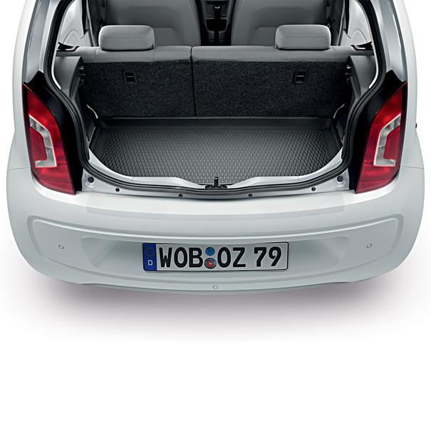 Volkswagen Kofferbakinleg up!, met vaste bodem
