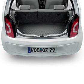 Volkswagen Kofferbakinleg up!, met variabele bodem