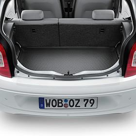Volkswagen Achterbumper beschermfolie, up!
