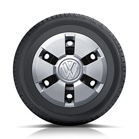 Volkswagen 14 inch wieldoppenset, up!