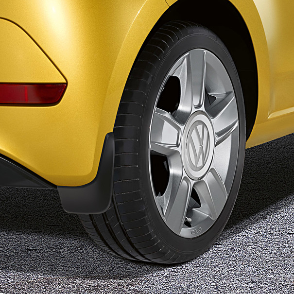 Volkswagen Spatlappen up!, achterzijde