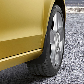 Volkswagen Spatlappen up!, voorzijde
