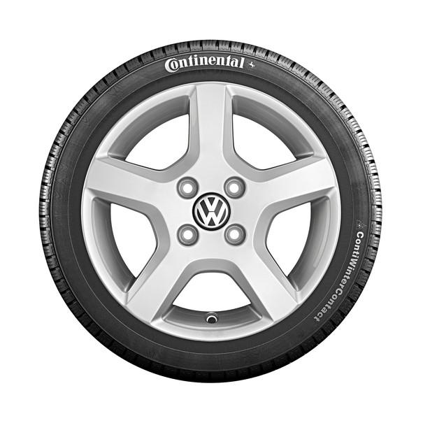 Volkswagen 14 inch lichtmetalen winterset Aspen, up!