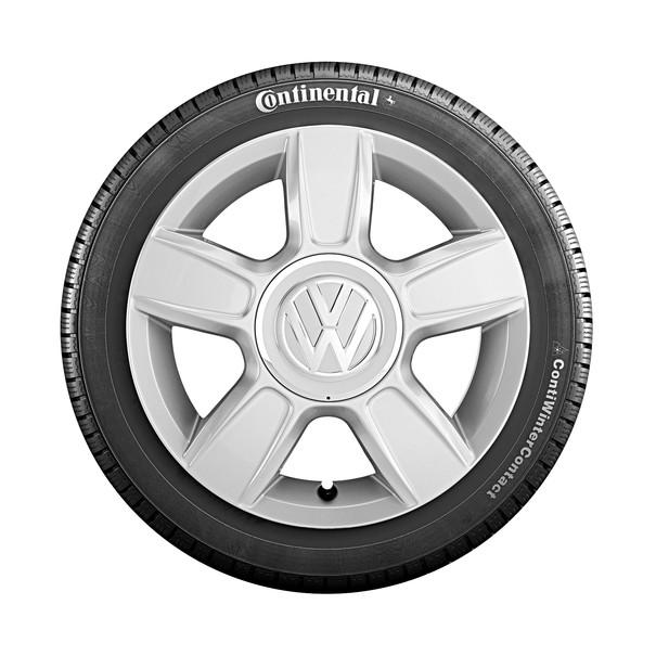 Volkswagen 14 inch lichtmetalen winterset Corvara, Up!