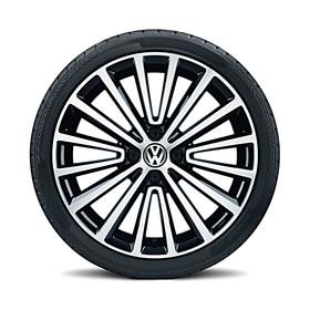 Volkswagen 17 inch lichtmetalen zomerset Polygon, up!