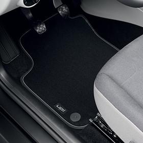 Volkswagen Velours mattenset up!, voor en achter