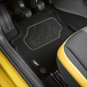 Volkswagen Optimat mattenset up!, voor + achter