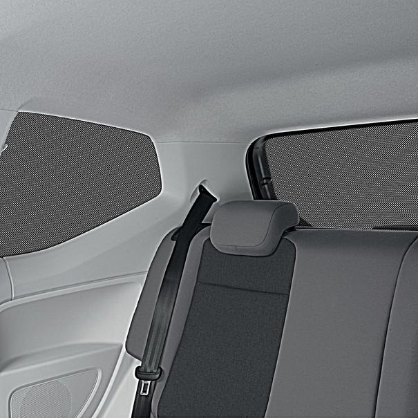 Volkswagen Zonwering achterzijruiten en achterruit, up! 4-deurs