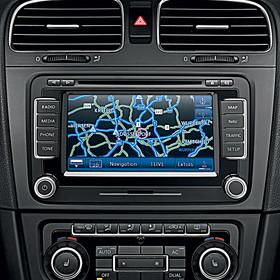 Volkswagen Navigatie update, RNS 510 / 810, Oost-Europa (V13)