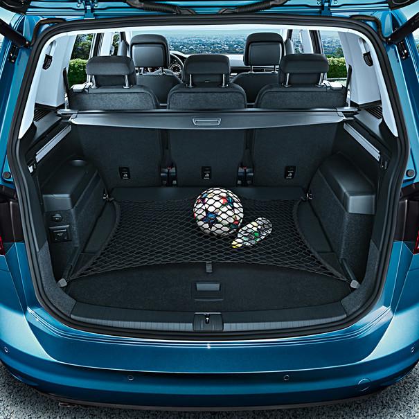 Volkswagen Bagagenet Touran, 5-zits