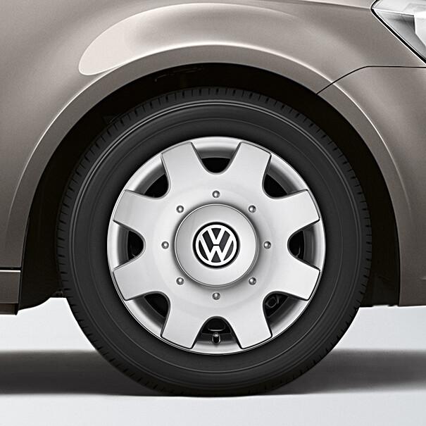 Volkswagen 16 inch wieldoppenset
