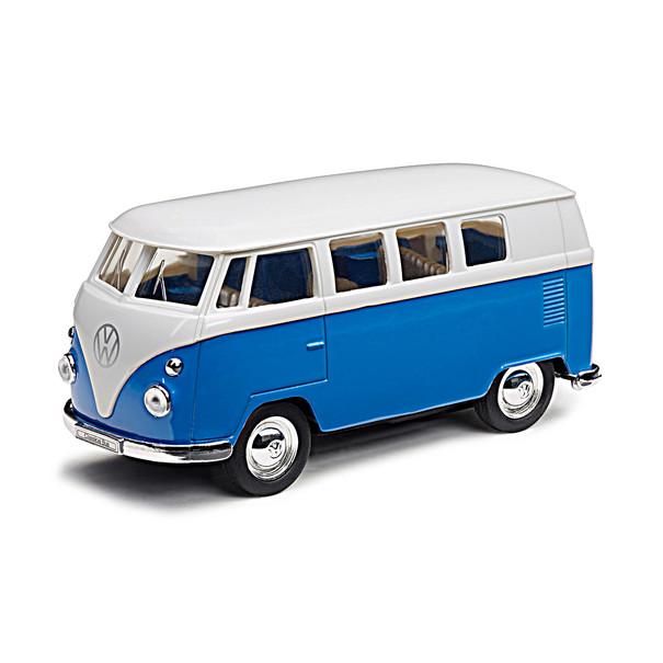 Volkswagen T1 Bulli pull back auto