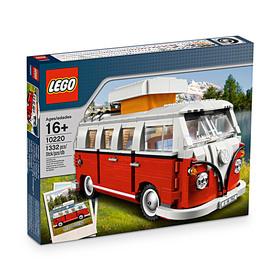 Volkswagen Bulli T1 Campingbus Lego