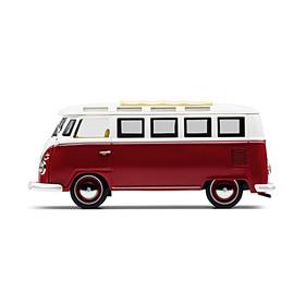 Volkswagen T1a Samba Bus, 1:43, Rot/Cream