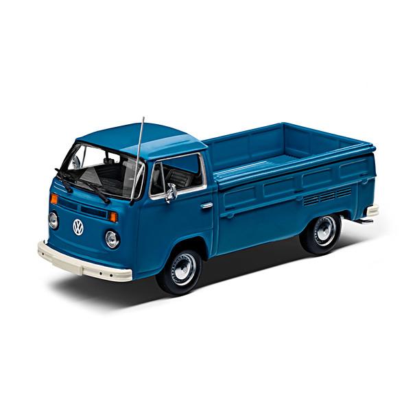 Volkswagen T2 Pritschenwagen, 1:43, Neptunblau