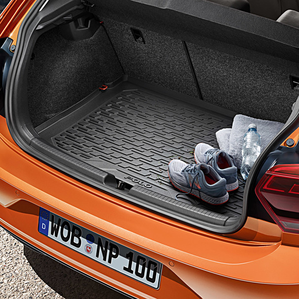 Volkswagen Kofferbakmat Polo, met variabele laadbodem