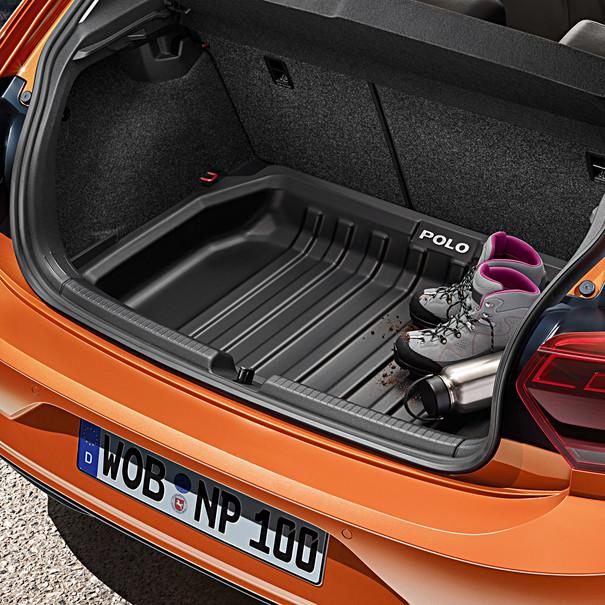 Volkswagen Kofferbakschaal, Polo