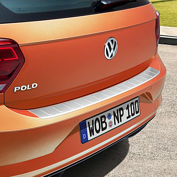 Volkswagen Achterbumper beschermlijst, Polo