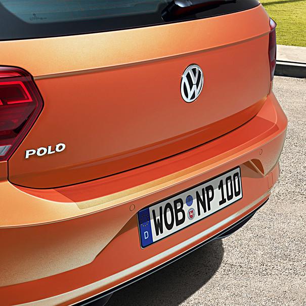 Volkswagen Transparante bumperbeschermfolie, Polo