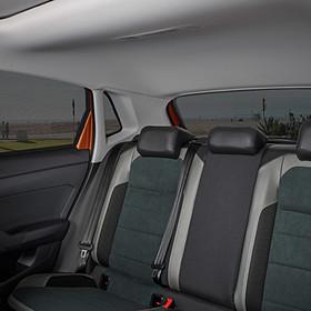 Volkswagen Zonwering complete set, Polo