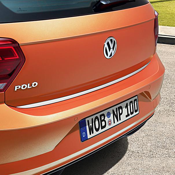 Volkswagen Chroomlook sierlijst achterklep, Polo