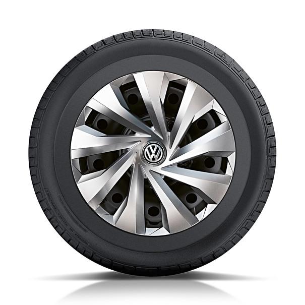 Volkswagen 15 inch wieldoppenset, Polo