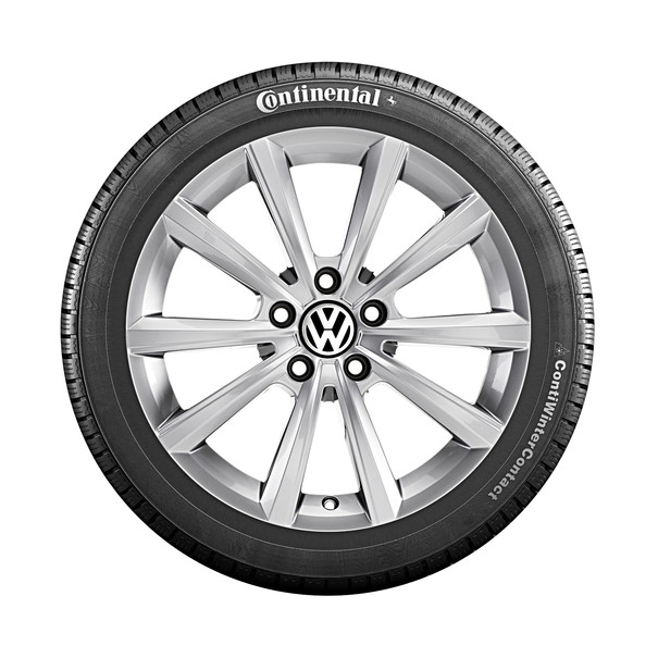 Volkswagen 16 inch lichtmetalen winterset Merano, Polo