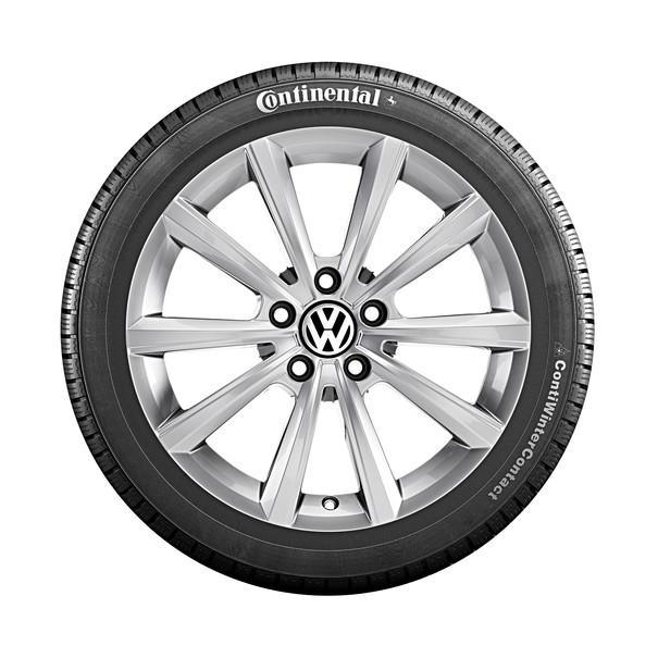 Volkswagen 16 inch lichtmetalen winterset Merano, Polo
