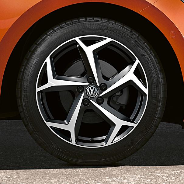 Volkswagen 17 inch lichtmetalen zomerset, Bonneville