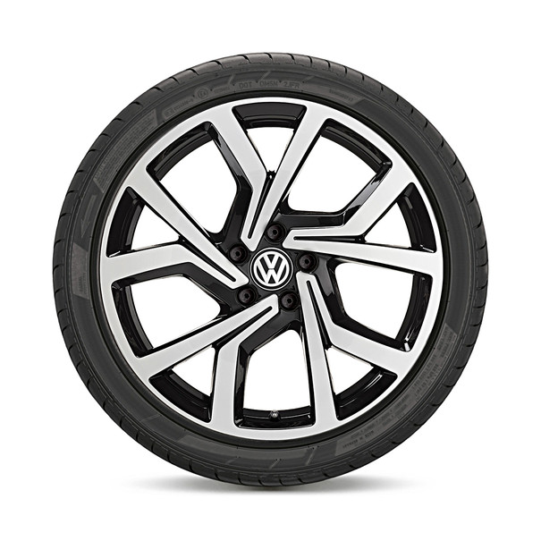 Volkswagen 18 inch lichtmetalen zomerset, Brescia