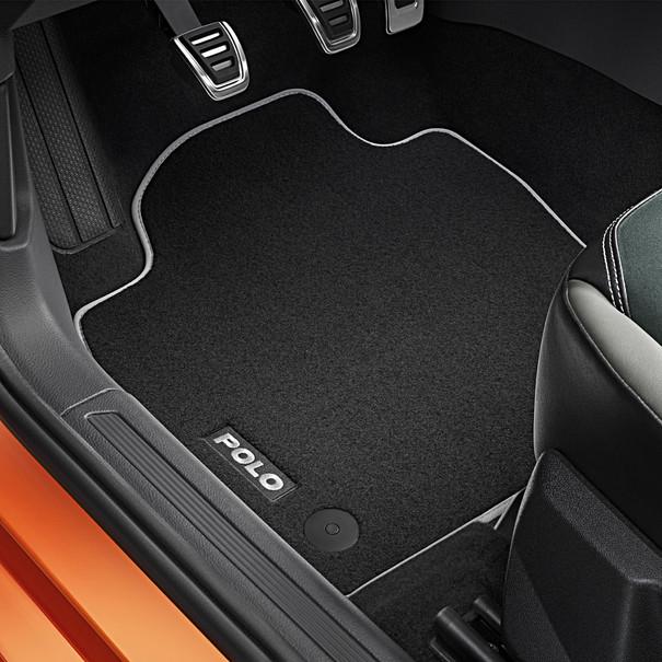 Volkswagen Textiel mattenset Premium, Polo